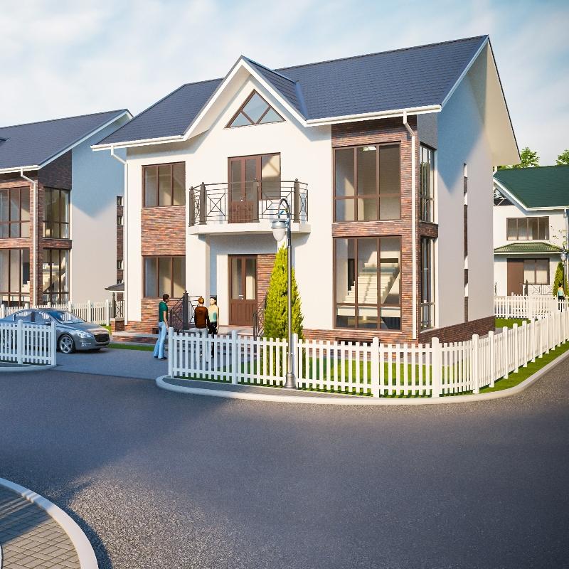 Housing Project - Designya Architecture Manchester UK