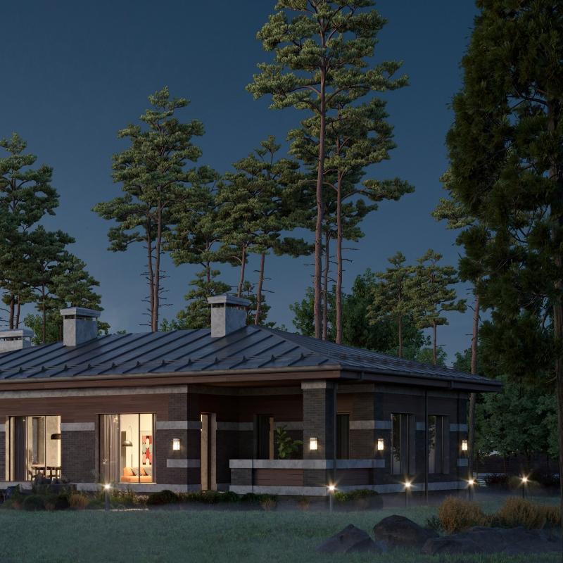 Residential Forest Housing - Designya Architecture Manchester UK