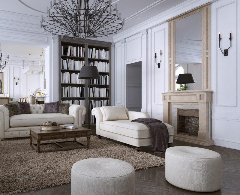 Reinterpreting Classic Style - Designya Architecture Manchester UK