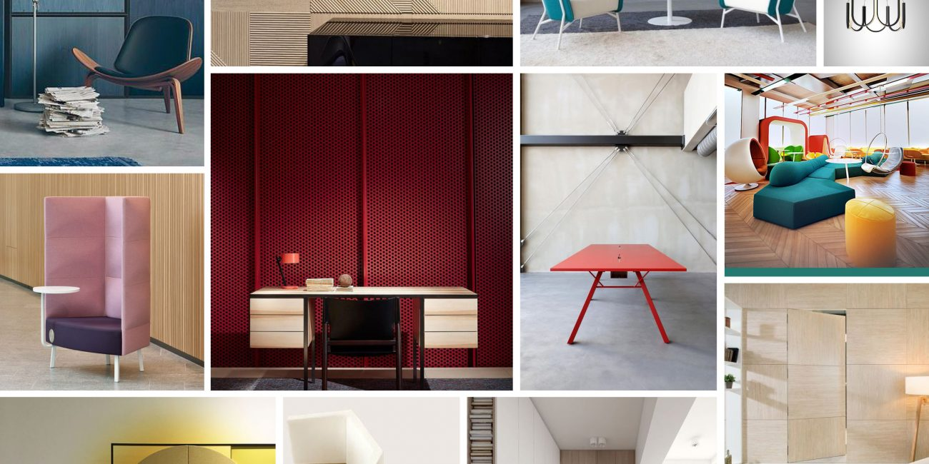 Mood Boards - Designya Architecture Manchester UK.