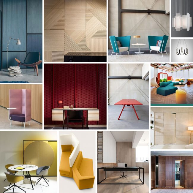 Mood Boards - Designya Architecture Manchester UK.