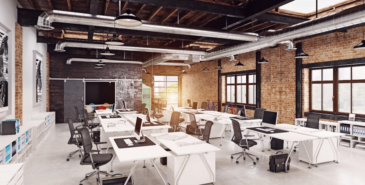 office-interior-design-bricks-industrial-in-the-UK 2
