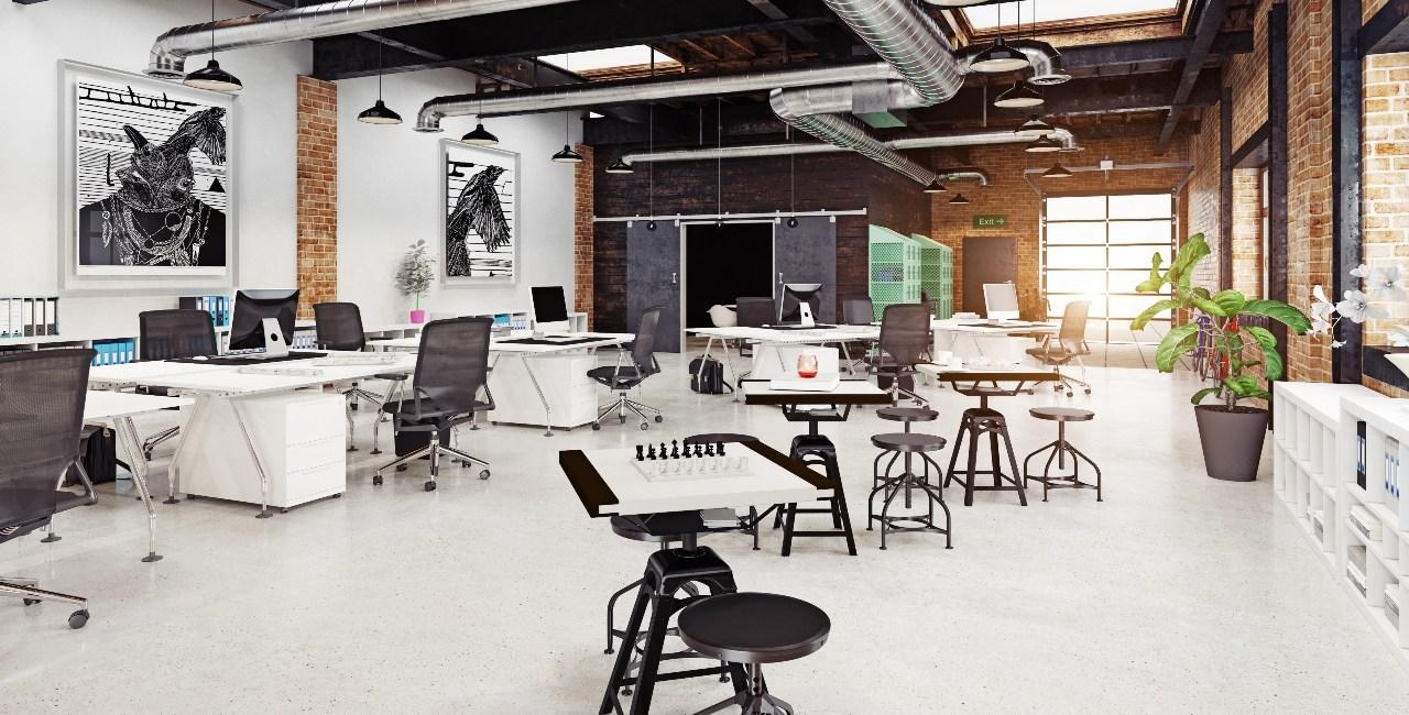 office-interior-design-bricks-industrial-in-the-UK 4